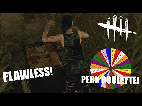 FLAWLESS! | Dead By Daylight Survivor | PERK ROULETTE PT. 37