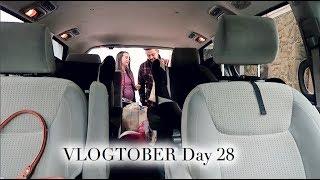 VLOGTOBER 2018 Day 28: Sunday Food Prep