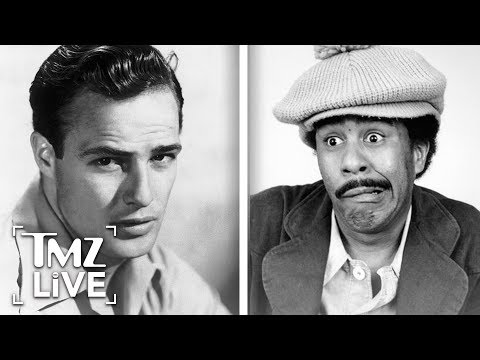 Richar Pryor's Widow Confirms HE Slept With Marlon Brando | TMZ Live