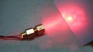 Hacer un laser que queme - Tutorial en Español