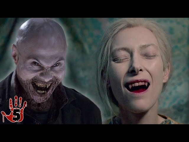 Top 5 Scariest Vampire Movies Of All Time