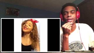 Itz Joslynn Musically Compilation!!!! (REACTION)