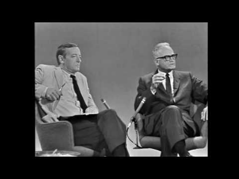 Barry Goldwater explains his vote against the Civil Rights Act of 1964 - Firing Line (1966)