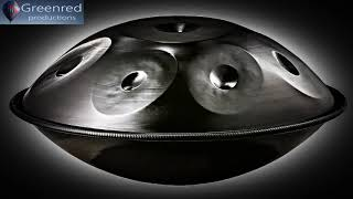 Handpan Music, Music for Relaxation, Hand Drum Music