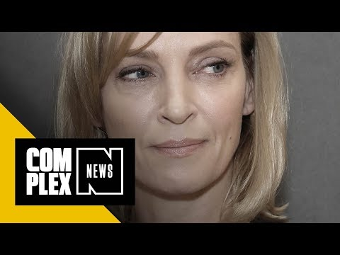 Uma Thurman Shares Details of Alleged Harvey Weinstein Assault, Quentin Tarantino Abuse