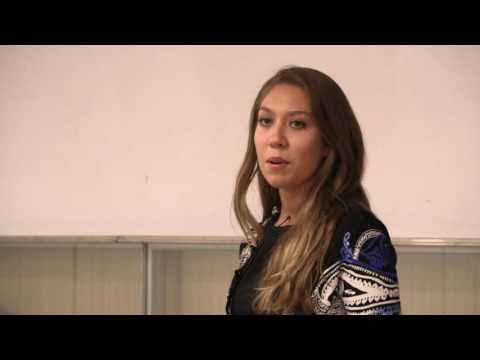 From Endurance to Empathy: Lessons I learned from leaving a cult | Cherish Weiler | TEDxTUJ