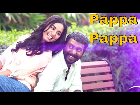 Pappa Pappa | Achamindri | Lyric Video | Vijay Vasanth | Samuthirakani | Triple V Records
