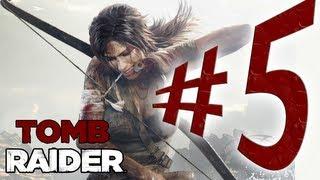 Tomb Raider - Parte 5: Escapando Like a Boss! [Detonado em PT-BR]