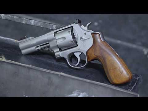 Револьвер S&W 625 JM, который создал Джерри Мичулек