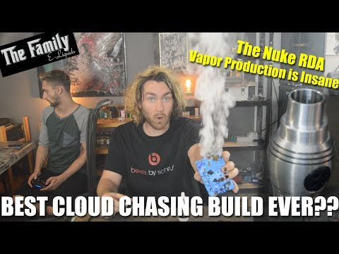 BEST CLOUD CHASING BUILD EVER?!? / THE NUKE RDA