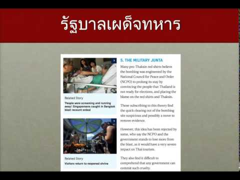ดร.เพียงดิน รักไทย 2015-08-21 ตอน 6 ทฤษฏี ใคร�...