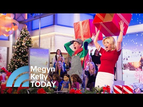 Megyn Kelly TODAY Audience Members Get Free American Girl Dolls | Megyn Kelly TODAY