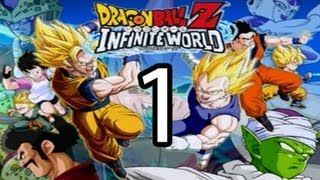 Let's Play Dragon Ball Z Infinite World: Part 1 Singing