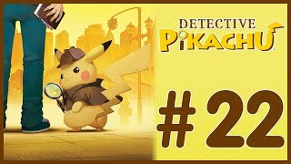 Detective Pikachu - He Escaped! (22)