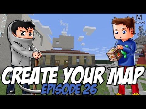 Create Your Map | Café au calme | Episode 26