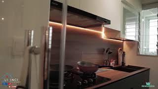 Livinci Interior Design Pte Ltd  - Simple Modern Home