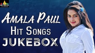 Amala Paul Hit Songs Jukebox  Telugu Songs Back To Back  Amala Paul Hits  Sri Balaji Video