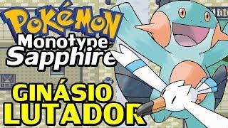 Pokémon Sapphire (Detonado Monotype - Parte 2) - Ginásio, Flash e Wingull
