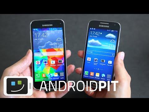 Samsung Galaxy S5 Mini vs S4 Mini : test comparatif complet