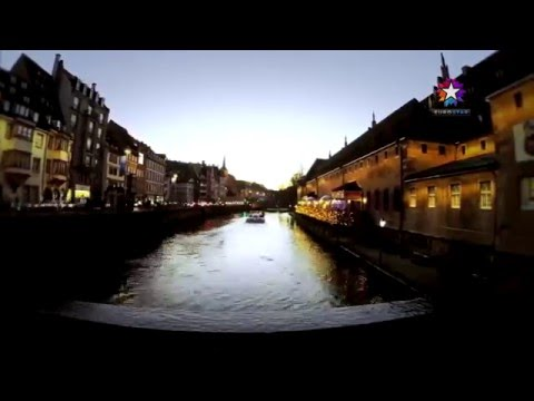 Eurostar Tv Bonjour, 20. Bölüm Strasbourg Gezi