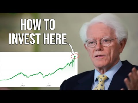 Peter Lynch: How To Invest With Stocks At High Prices