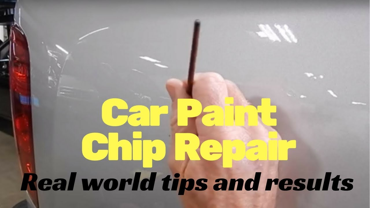 Car Paint Chip Repair Real World Tips And Results