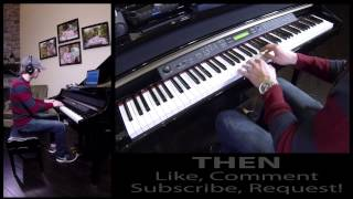 Then by Brad Paisley - Alan Tripp Piano Cover