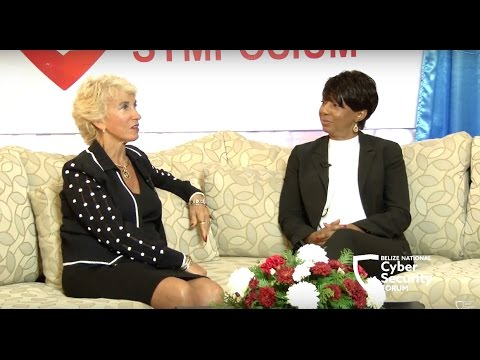 Belize Cyber Chat: Angela Dingle and Kathleen Roberts