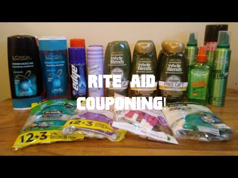 Rite Aid couponing week of 10/22/17 🎃