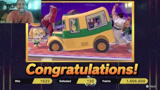 Super Smash Brothers Classic Mode play through (LIVE STREAM TEST)