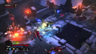 Diablo 3: Ultimate Evil Edition easy level 70 farm for materials and gold.