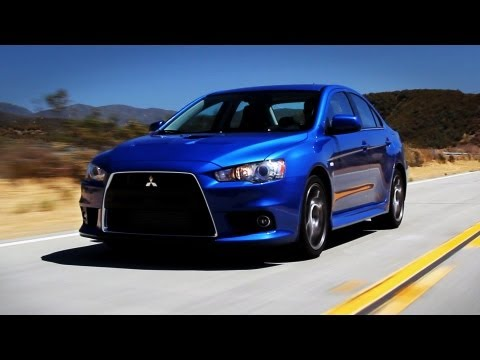 Mitsubishi Evo X Mr Review Awd Performance Pt 3