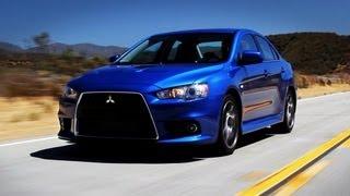 Mitsubishi EVO X MR Review (AWD Performance Pt.3) - Everyday Driver