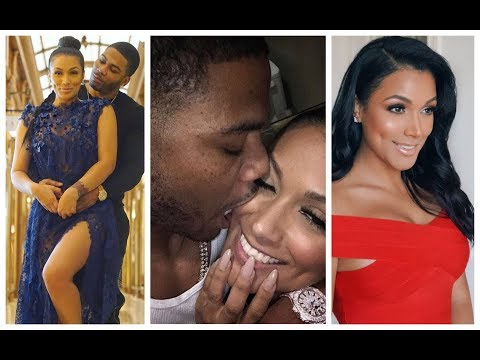 Nelly's Girlfriend Shantel Jackson 2017 | Gossip Zone