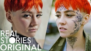 This Woman Wears Fake Tattoos To See If People Will Treat Her Differently | Real Stories Original