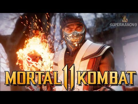 "Mortal Kombat : ""Scorpion"" Towers Of Time Gameplay! - Mortal Kombat  ""Scorpion"" Gameplay"