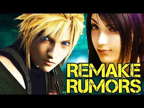 Final Fantasy 7 Remake Release Date & Other Rumor Confirm/Debunk