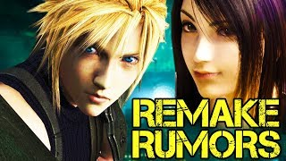 Final Fantasy 7 Remake Release Date & Other Rumor Confirm/Debunk