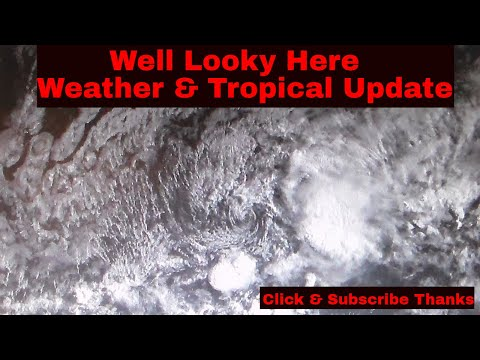 Weather and Tropical Update with J7409