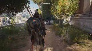 assassin's creed odyssey armor gameplay