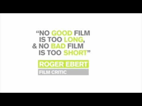 Movie extra Quotes Promos/Indents: Britney Spears / Christina Aguilera / Roger Ebert / Ewan Mcgregor / Quentin Tarantino