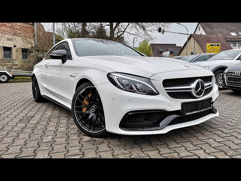 Mercedes AMG C63 S Coupe