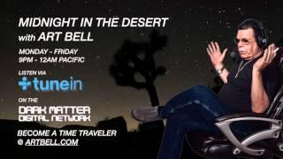 Art Bell talks with Crystal Gayle about her song Midnight In The Desert