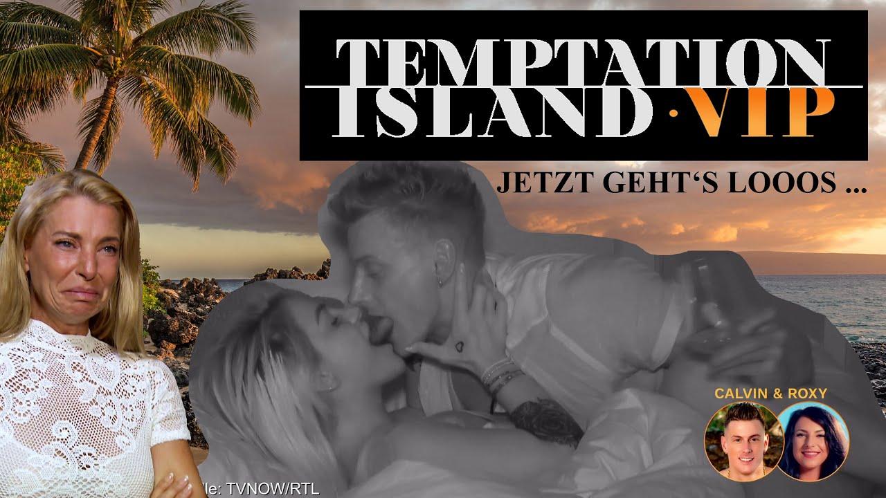 Temptation Island VIP Folge 6 | An CALVIN wird gesaugt ...