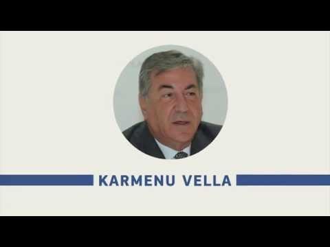 Karmenu Vella: Environment, Maritime Affairs and Fisheries