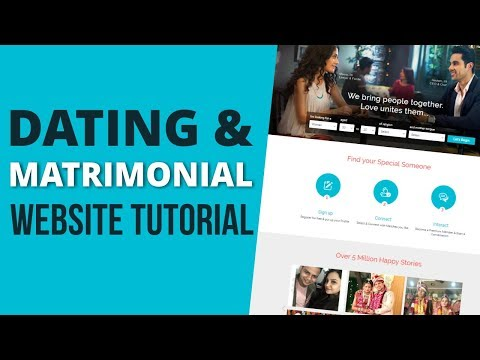 matchmaking wordpress theme