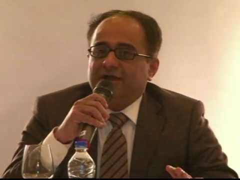 Panel Discussion on Western India IT Fair 2012 (WIITF) at Mumbai --- Part 1