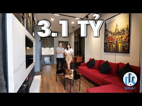 """3 TỶ cho Căn Hộ """"Đầy Đủ Tiện Nghi"""" 67m2 tại Safira Khang Điền Quận 9, TP. Hồ Chí Minh - NhaF [4K]"""