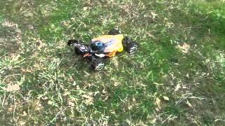 macchina a scoppio buggy seben 1 8 4w4 nel campetto di san lorenzo nuovo vt