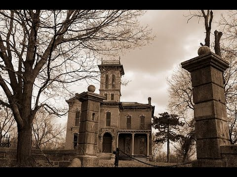 real haunted houses :Sauer Castle, Kansas City Kansas